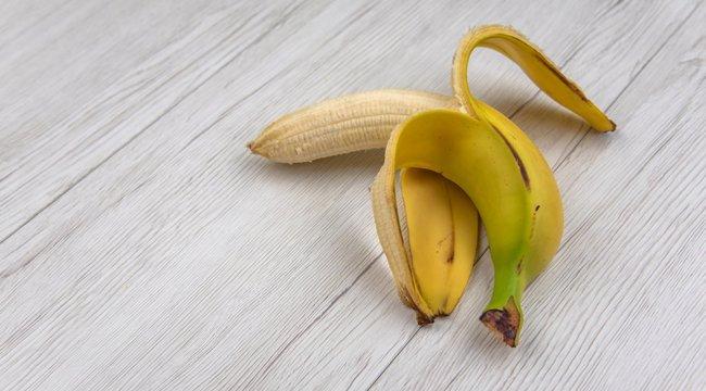Gondolta volna? Erre képes a banánhéj