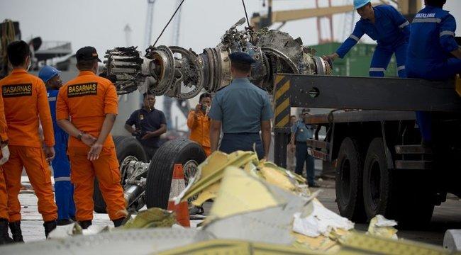 Újabb áldozatotkövetelt az indonéz légikatasztrófa