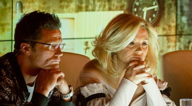 Sztárban sztár: Liptai Claudia kiakadt, Stohl András sírt