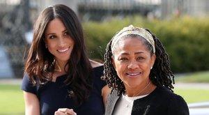 Befogadják a királyi családba Meghan Markle anyját