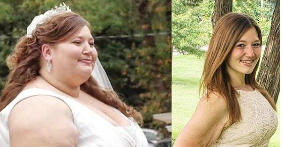 a nők fogyás átalakulása