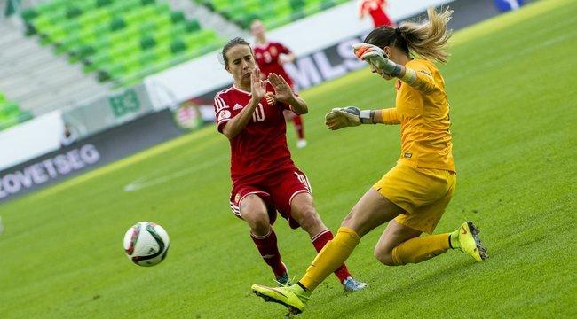 Nemzetek Ligája: Vágó Fanny: Rossi nélkül is győzni fogunk!