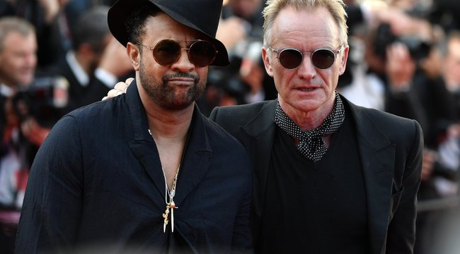 Sting és Shaggy: Rögtön megvolt közöttünk a kémia