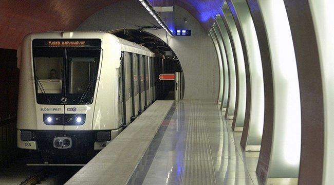 Bréking! Rablás, paprikaspray, vészfék - ez történt ma a 2-es metrón