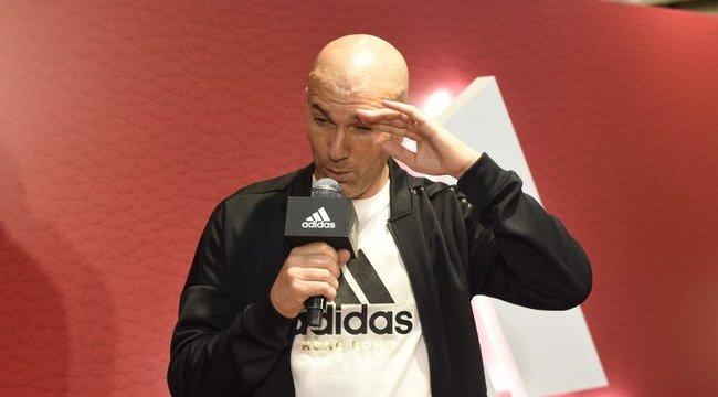 Kritizálják a trénert: Zidane nem ért az újjáépítéshez
