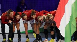 Női kézilabda EB: utolsó másodperces góllal verte meg a magyar válogatott a németeket