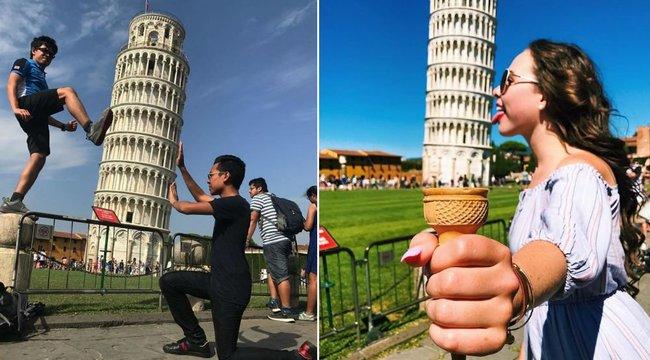 Városi legenda - Ki lehet egyenesíteni a pisai ferde tornyot?
