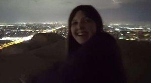 Felmásztak a piramis tetejére, hogy lefotózhassák magukat szex közben - +18 videó