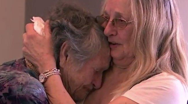 Elrabolt életek: Közel 70 év után talált rá halottnak hitt lányára az édesanya - videó