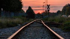 Halálos vonatgázolás Dunakeszinél