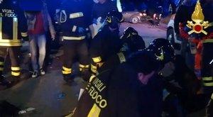 Nyolc gyanúsított ellen indítottak vizsgálatot az olasz diszkóban okozott tömegpánikért