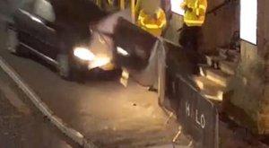 Felháborító: felmentette a bíróság a sofőrt, aki bosszúból gázolta el a biztonsági őröket - videó