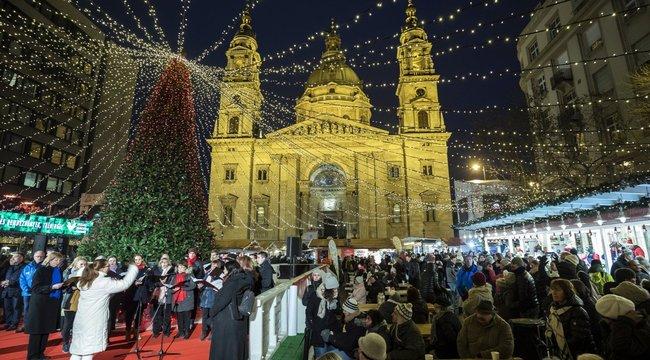 A magyar karácsonyi vásárok biztonságosak – videó