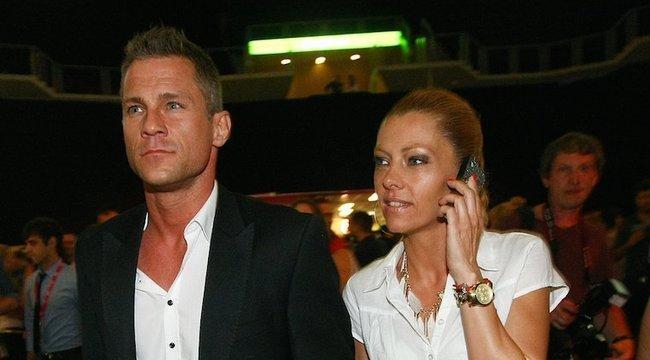 Hujber Feri és Cynthia 15 év után elváltak
