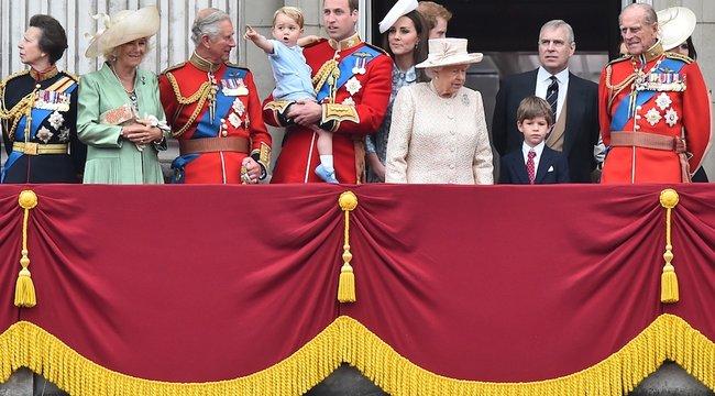 Magyarokkápráztatták el a királyi családot