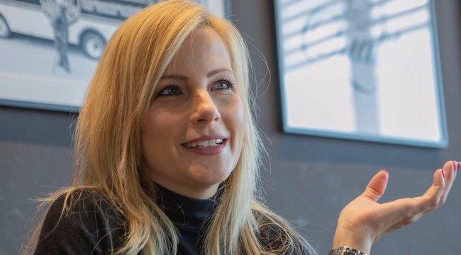 Felmondott Várkonyi Andrea a TV2-nél