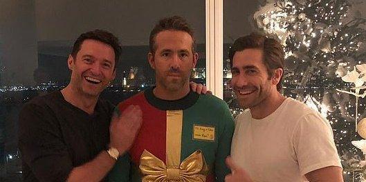 Rászedték a pulcsival Ryan Reynoldsot