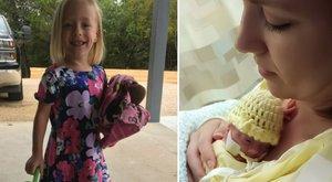 21 hetesen született, az orvosok nem is küzdöttek érte - ma már 4 éves a csodakislány