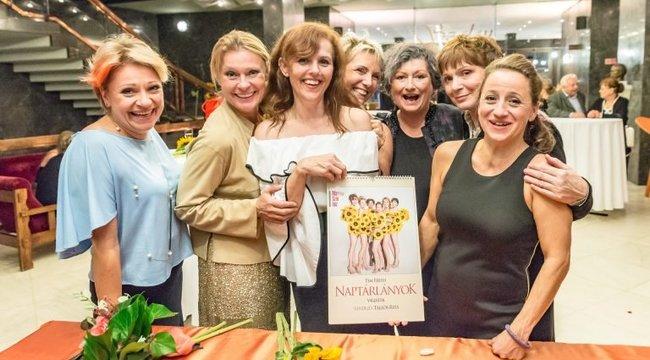 Pucéran pózolva gyűjtöttek százezreket a magyar színésznők