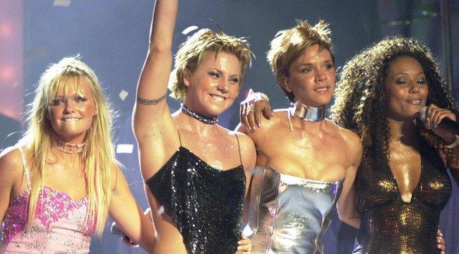 Politikailag korrekt a Spice Girls