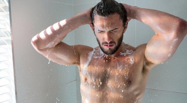 Bors-okos: Zuhanytól enyhül az erős fejfájás