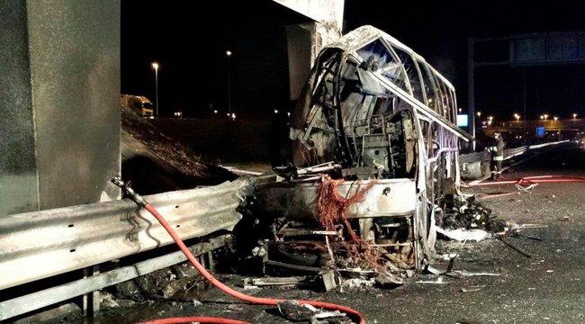 Veronai buszbaleset: hónapokig kezelték a sofőr alvászavarát