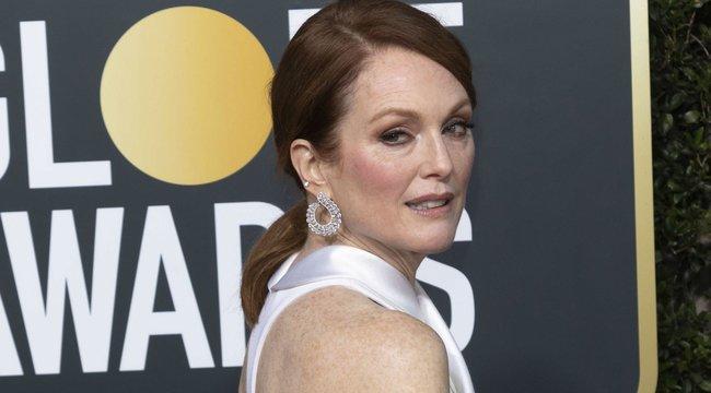 Tisztelendő, miért öltöztek fehérbe a világsztárok a Golden Globe-ra