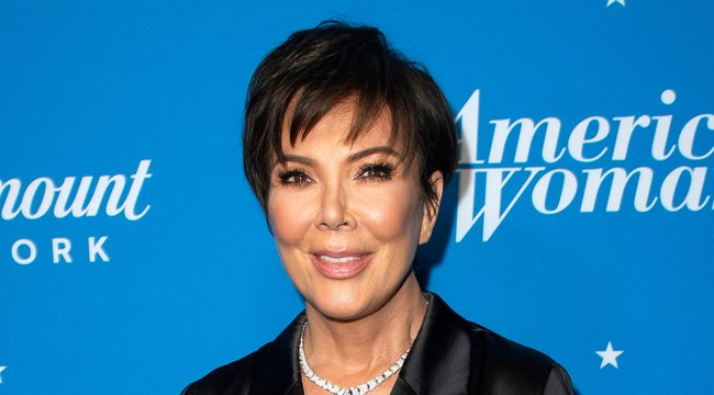 Te jó ég! A Kardashian-lányok mamája megint durván túltolta a retust