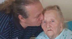 Kórházban tartják Jimmy édesanyját