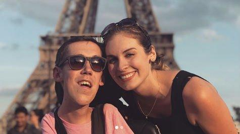 Azt szeretné a pár, ha az emberek nem csak mondanák, de értenék is: a szerelem nem ismer határokat