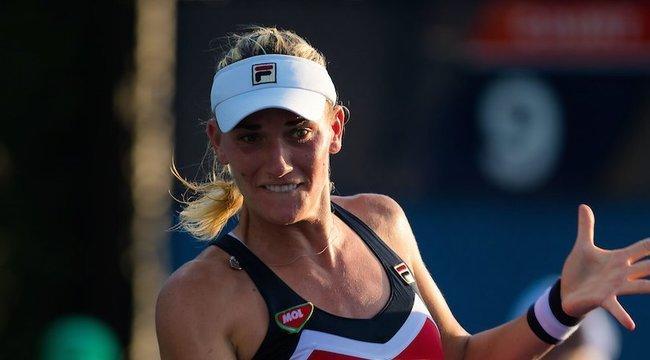 Babos Tímea továbbjutott az ausztrál nyílt teniszbajnokságon