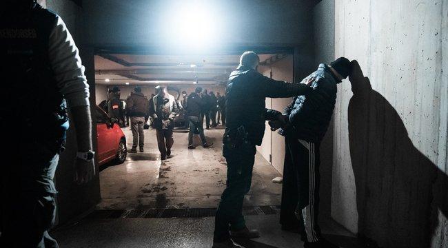 200 milliós drogfogás! Bűnszervezetet számoltak fel a hétvégén Óbudán és Csömörön