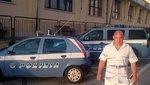 Zsarukkal fotózkodik Dér Csaba