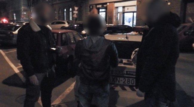 Fotókon a Football Leaks tulajdonosának letartóztatása