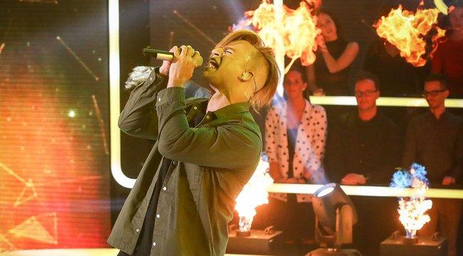 Kállay-Saunders András: Lángok jöttek ki az orromból