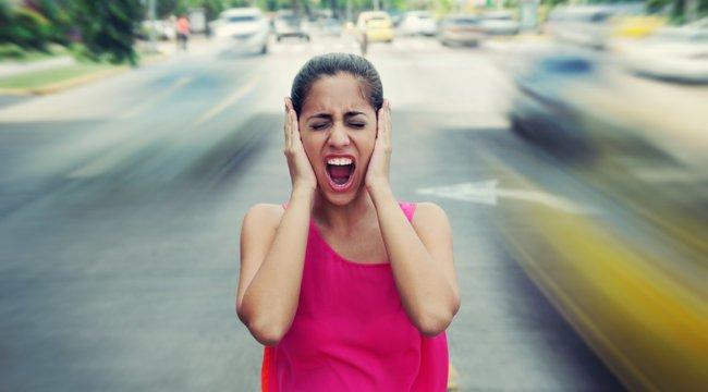 Az állandó zaj testünket és lelkünket is megbetegíti