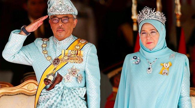 Rajong az Arsenálért az új maláj király
