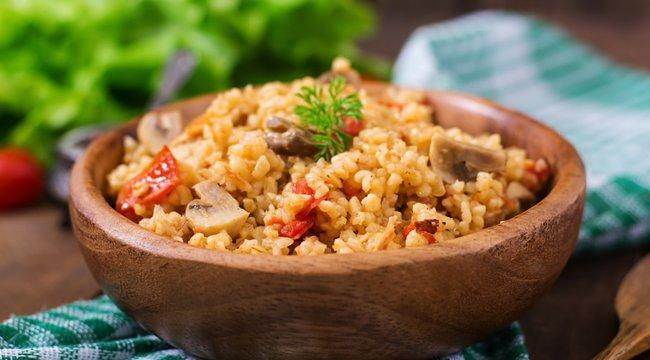 5 köret, amivel kiválthatja a rizst!
