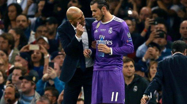 Gareth Bale hat év után sembeszél spanyolul