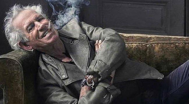 Keith Richards szerint nehezebb leszokni a cigiről mint a herionról