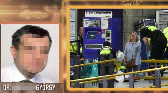 Újra bajban a magyar doktor Angliában