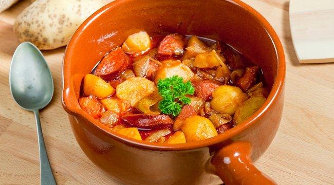 Paprikás krumpli sztárséf módra, avagy ilyen egy igazi Bocuse d'Or ihlette menü