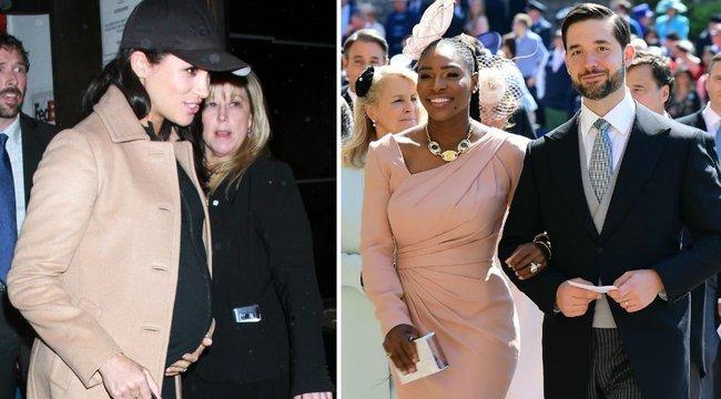 Serena Williams állta Meghan Markle húszmilliós hotelszámláját