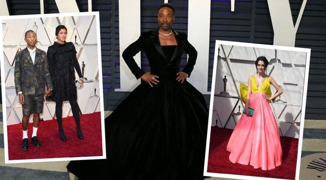 Ezek voltak az idei Oscar legszörnyűbb ruhái: Vajon miért vállalták be?!