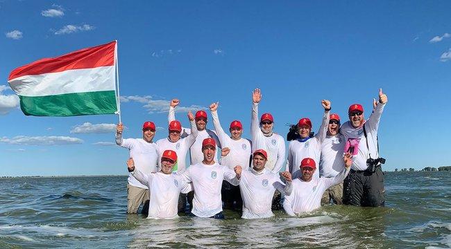 Pecaolimpia: Magyarok a világ legjobb horgászai