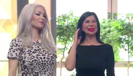 Kelemen Anna és Geronazzo Mária egyszerre került képernyőre, az eredmény tévétörténelem