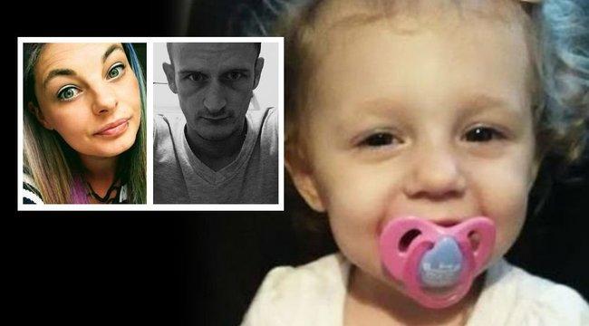 Facebookoztak és tévéztek a szülők, amíg bántalmazott babájuk a haláltusáját vívta