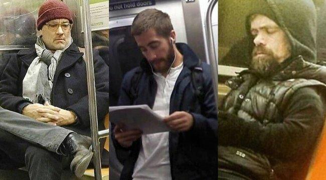 Van, ahova a sztárok is metrón járnak