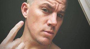 Channing Tatum vadonatúj frizurájával megosztja rajongóit