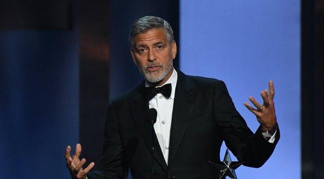 Bruneihez köthető 9 luxushotel bojkottjára szólított fel George Clooney
